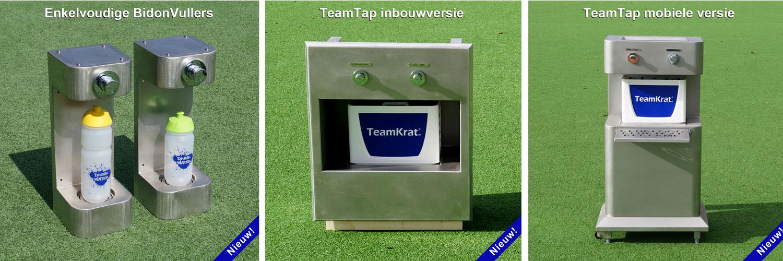 KWTP watertappunt - watertappunten - kraanwatertappunt