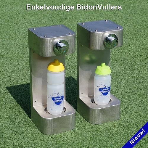 KWTP - Bidonvuller watertappunt voor bidons
