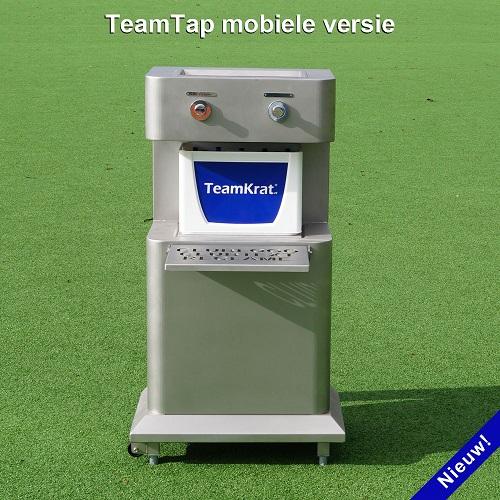 KWTP TeamTap - Kraanwatertappunt - Watertappunt voor TeamKratten