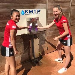 KWTP DuoBidonVuller - watertappunten - watertappunt