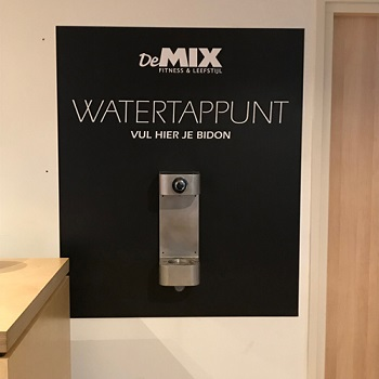 KWTP watertappunten - watertappunt