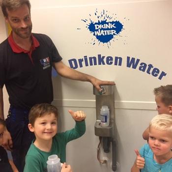 KWTP BidonVuller - Kraanwatertappunt - watertappunt
