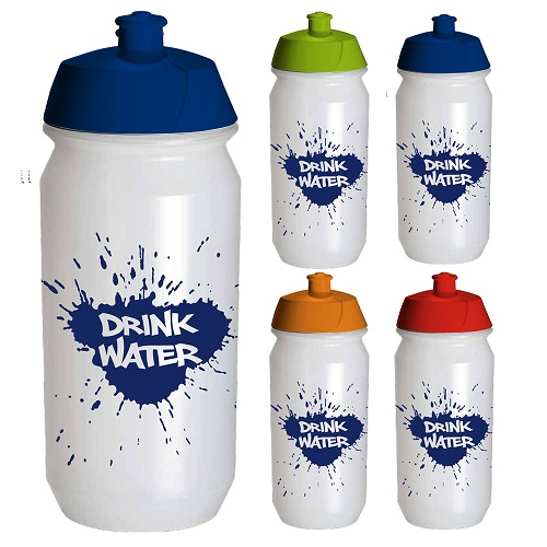 KWTP DrinkWater bidons 500ml