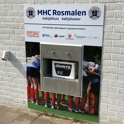 KWTP-TeamTap-Watertappunt---TeamTap MHC Rosmalen