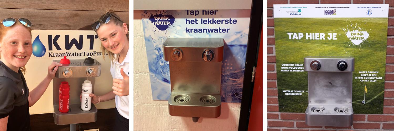 KWTP Watertappunt - DuoBidonVuller
