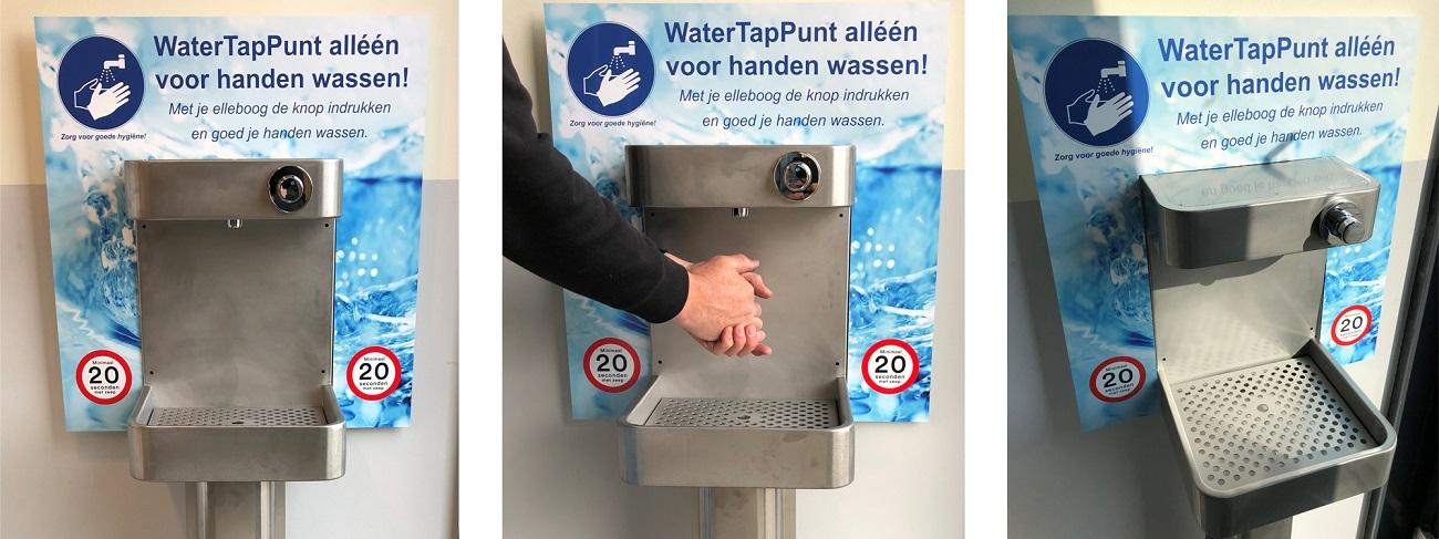 KWTP Handen Wassen